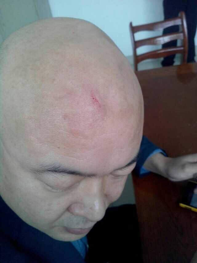 June 4 March Applicant Sentenced to 18 Months, Lawyers Beaten Outside Courthouse