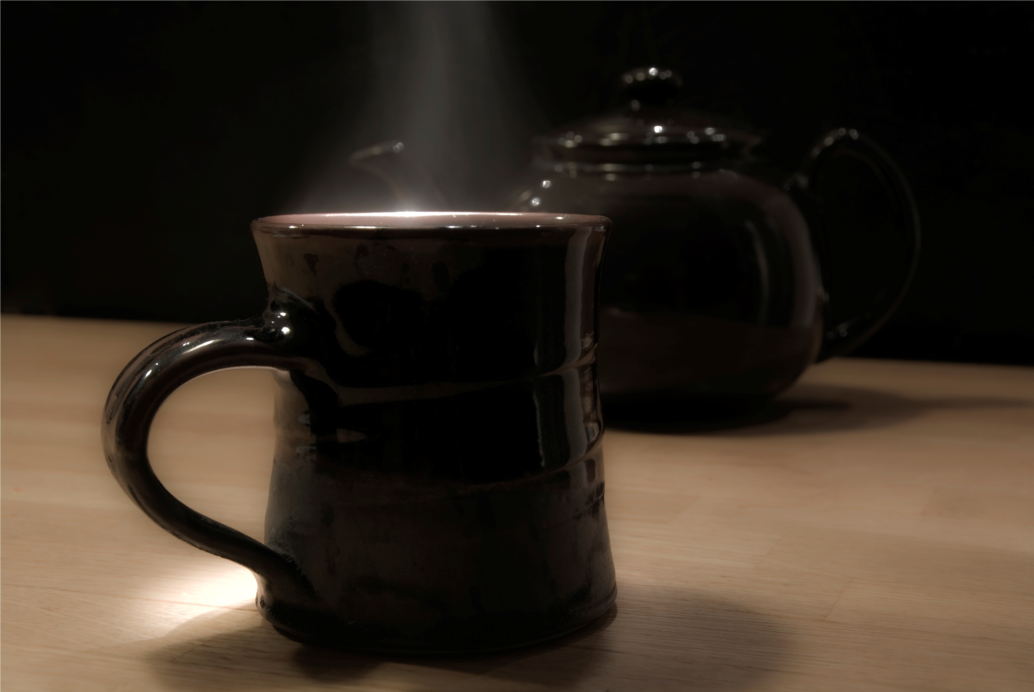 茶壶。摄于2012年3月。照片来源:Kalense Kid