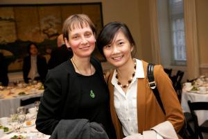 Eva Pils, and Yu-Jie Chen © NYU Photo Bureau: Hollenshead