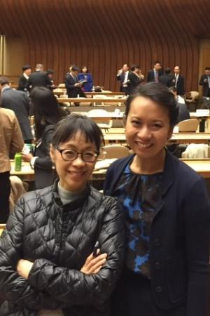 (UN CAT Review of China) DESCRIPTION, UN Palais Des Nations, Geneva, November 18 [or 19], 2015.