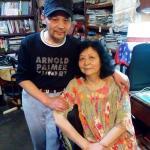 Tan Zuoren and wife Wang Qinghua, April 2014 Photo Credit: www.64tianwang.com More photos at: http://www.64tianwang.com/bencandy.php?fid=10&aid=16925