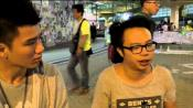 "Interview with Sampson Wong &Jason Lam (from HRIC's ""Building Hong Kong's Future"" series) 採訪林志輝、黃宇軒"