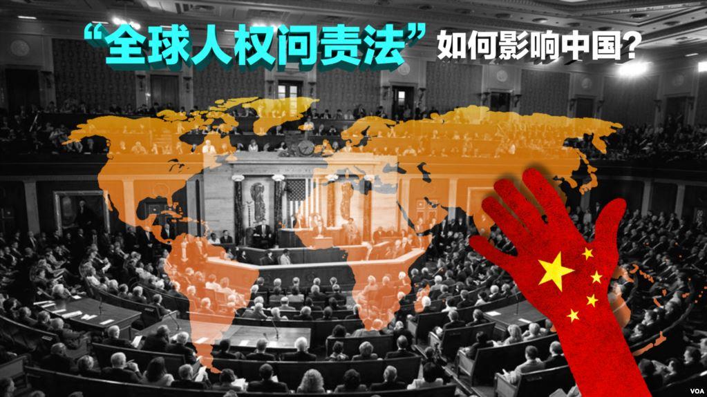 时事大家谈:美国国会通过全球人权问责法,如何影响中国?
