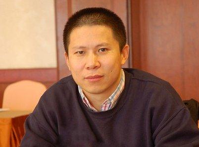 """图片:""""新公民运动""""发起人许志永。(网络资料)"""