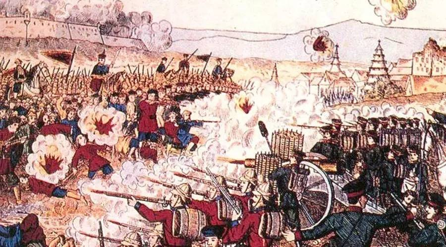 """boxer rebellion china""的图片搜索结果"
