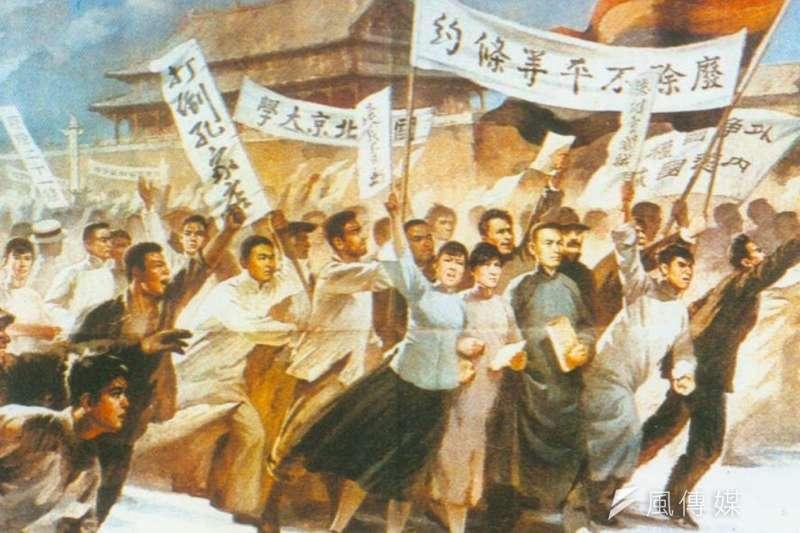 北洋時期,北京有過3把火,幾乎改變了整個時代。一個是五四運動時,火燒趙家樓的那把火,一是6年後,所謂「首都革命」的兩把火。(資料照,取自網路)