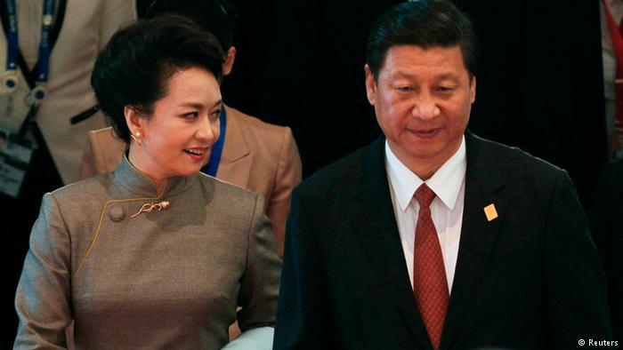 APEC Bali Chinas Präsident Xi Jinping (Reuters)