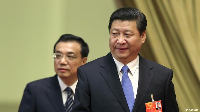 China Volkskongress Fortsetzung Xi Jinping (Reuters)