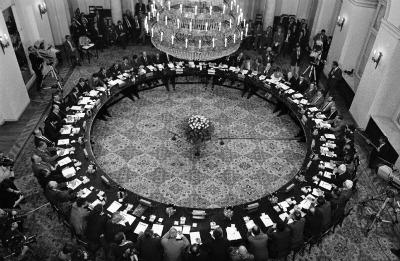 波兰圆桌会议